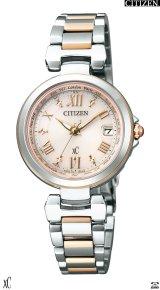 CITIZEN[ シチズン]XC[クロスシー] EC1034-59W ハッピーフライト(エコドライブ電波時計 ワールドタイム) 正規品