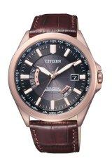 CITIZEN[シチズン]CITIZEN コレクション[シチズンコレクション]  CB0012-07E エコ・ドライブ電波時計(ワールドタイム機能) 正規品