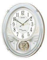 SEIKO[セイコー] セイコークロック AM258W 電波からくり時計 正規品