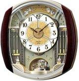SEIKO[ セイコー] セイコークロック RE564H 電波からくり時計 正規品
