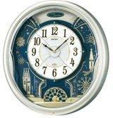 SEIKO[セイコー] セイコークロック RE561H 電波からくり時計 正規品