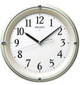 SEIKO[セイコー] セイコークロック KX381S 電波掛け時計 正規品
