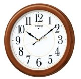 SEIKO[ セイコー] セイコークロック KX388B 掛け時計 電波時計 正規品