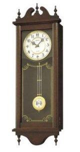 SEIKO[ セイコー] セイコークロック RQ309A 掛け時計 電波時計 正規品