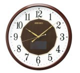 SEIKO[セイコー] セイコークロック SF241B 掛け時計 電波時計 正規品