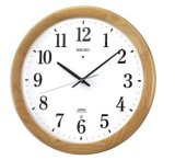 SEIKO[ セイコー] セイコークロック KX311B 掛け時計 電波時計 正規品