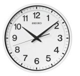 SEIKO[セイコー] セイコークロック GP214W 掛け時計 衛星電波時計