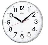 SEIKO[セイコー] セイコークロック KX301H 掛け時計 電波時計
