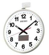 SEIKO[セイコー] セイコークロック SF211S 屋外・防雨型 ソーラー電波時計