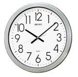 SEIKO[セイコー] セイコークロック KH407S 防湿・防塵型 掛け時計