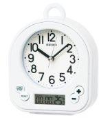 SEIKO[セイコー] セイコークロック BZ358W 電波置き時計  正規品