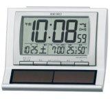 SEIKO[ セイコー] セイコークロック SQ751W 電波目覚まし時計  正規品