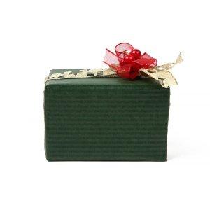 画像2: ラッピング代行サービス クリスマス用 グリーン