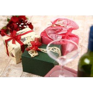 画像3: ラッピング代行サービス クリスマス用 グリーン