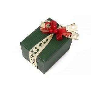 画像1: ラッピング代行サービス クリスマス用 グリーン