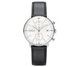 JUNGHANS[ユンハンス] Max Bill by Junghans Chronoscope 027 4600 00 正規品