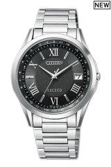 CITIZEN[シチズン]  EXCEED[エクシード] CB1110-61E エコ・ドライブ電波時計(ワールドタイム機能) 正規品