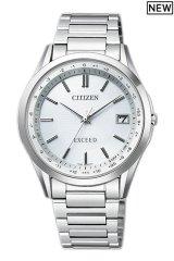 CITIZEN[シチズン]  EXCEED[エクシード] CB1110-53A エコ・ドライブ電波時計(ワールドタイム機能) 正規品