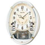 SEIKO[セイコー] セイコークロック FW579W  電波からくり時計 正規品
