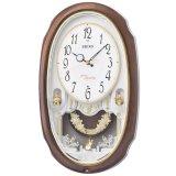 SEIKO[セイコー] セイコークロック AM260A 電波からくり時計 正規品