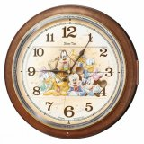SEIKO[セイコー] セイコークロック FW587B 電波からくり時計 正規品