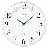 SEIKO[セイコー] セイコークロック GP216W 電波掛け時計 正規品