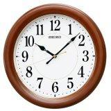 SEIKO[セイコー] セイコークロック KX204B 電波掛け時計 正規品