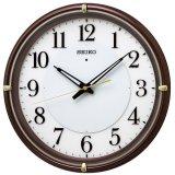 SEIKO[セイコー] セイコークロック KX233B 電波掛け時計 正規品