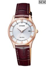 CITIZEN[シチズン]CITIZEN コレクション[シチズンコレクション] ES0002-06A エコ・ドライブ電波時計 レディース 正規品