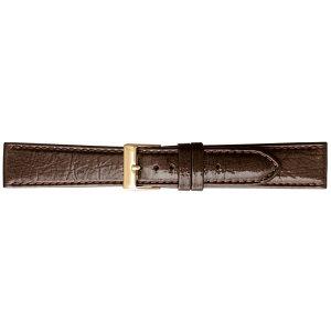 画像1: BAMBI[バンビ] グレーシャス 牛革(エナメル加工) BC122B 正規品 「腕時計交換ベルト」
