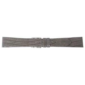 画像1: BAMBI[バンビ] グレーシャス トカゲ革(テジュー) BAA007G 正規品 「腕時計交換ベルト」
