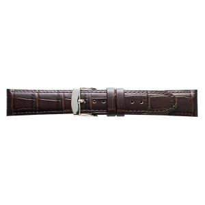 画像1: BAMBI[バンビ] バンビ 型押しマット竹符 BKA037B  正規品 「腕時計交換ベルト」