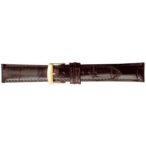 画像1: BAMBI[バンビ] バンビ 牛革型押し BK109B 正規品 「腕時計交換ベルト」