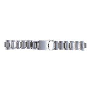 画像1: BAMBI[バンビ] オスカー ブロック ダブルロック OSB4476-S 正規品 「腕時計交換ベルト」