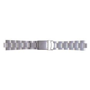 画像1: BAMBI[バンビ] オスカー ブロック ダブルロック OSB4475-S 正規品 「腕時計交換ベルト」