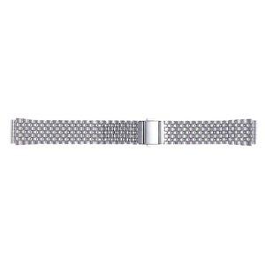 画像1: BAMBI[バンビ] オスカー ブロック ワンタッチ OSB1227-S   正規品 「腕時計交換ベルト」