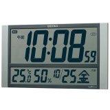 SEIKO[セイコー] セイコークロック ZS450S 電波置き時計  正規品