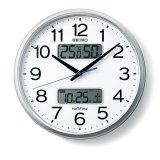 SEIKO[セイコー] セイコークロック ZS250S  電波掛け時計 正規品