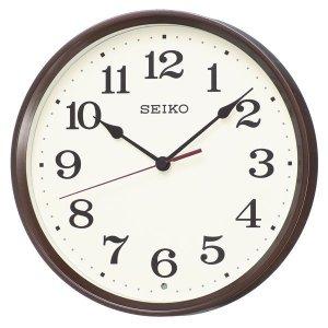 画像1: SEIKO[セイコー] セイコークロック KX223B 電波掛け時計 正規品