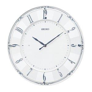 画像1: SEIKO[セイコー] セイコークロック KX504W 電波掛け時計 正規品