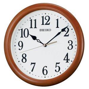 画像1: SEIKO[セイコー] セイコークロック KX620B 掛け時計 正規品