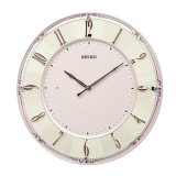 SEIKO[セイコー] セイコークロック KX504P 電波掛け時計 正規品