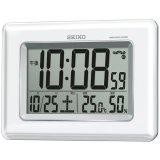 SEIKO[セイコー] セイコークロック SQ424W 電波置掛兼用時計 正規品