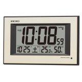 SEIKO[セイコー] セイコークロック SQ438G 電波置掛兼用時計 正規品