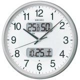 SEIKO[セイコー] セイコークロック KX383S 電波掛け時計 正規品