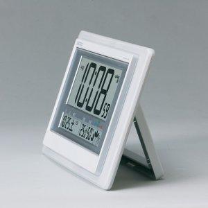 画像3: SEIKO[セイコー] セイコークロック SQ432W 電波置掛兼用時計 正規品