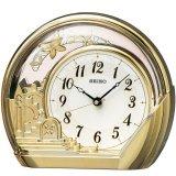 SEIKO[セイコー] セイコークロック  PW428G 置き時計  正規品