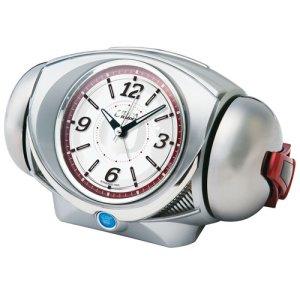 画像1: SEIKO[セイコー] セイコークロック CQ141S 目覚まし時計大音量 正規品