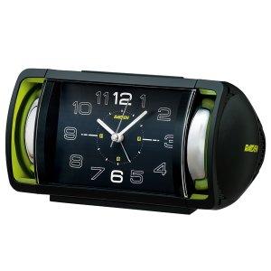 画像1: SEIKO[セイコー] セイコークロック NR447K 目覚まし時計大音量 正規品