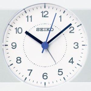 画像2: SEIKO[セイコー] セイコークロック KR893W 目覚まし時計学習用時計  正規品